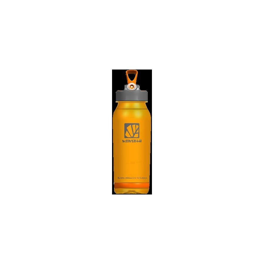 運動吸式水瓶